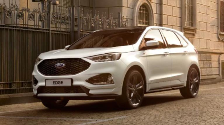 ford edge upgrade 4x4 gratis